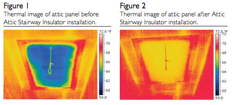 Attic Tent Thermal Image  sc 1 st  IDI Distributors & Read This Before You Add Attic Insulation - Tips for Contractors