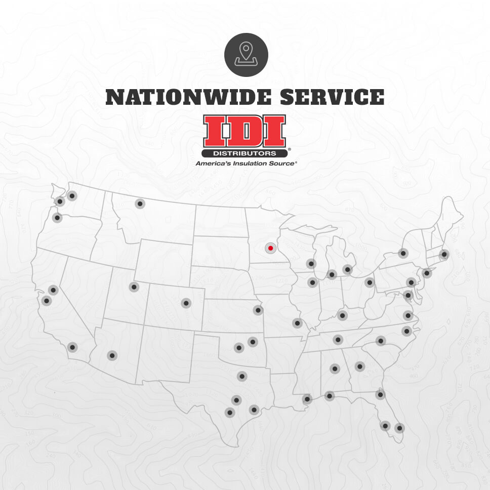 IDI Distributors - Nationwide Service