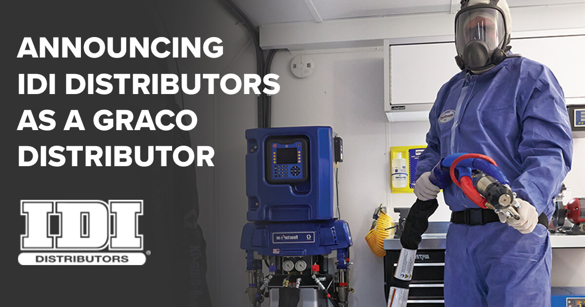 Graco Spray Foam Equipment Distributors | Spray Foam Rigs | Blog