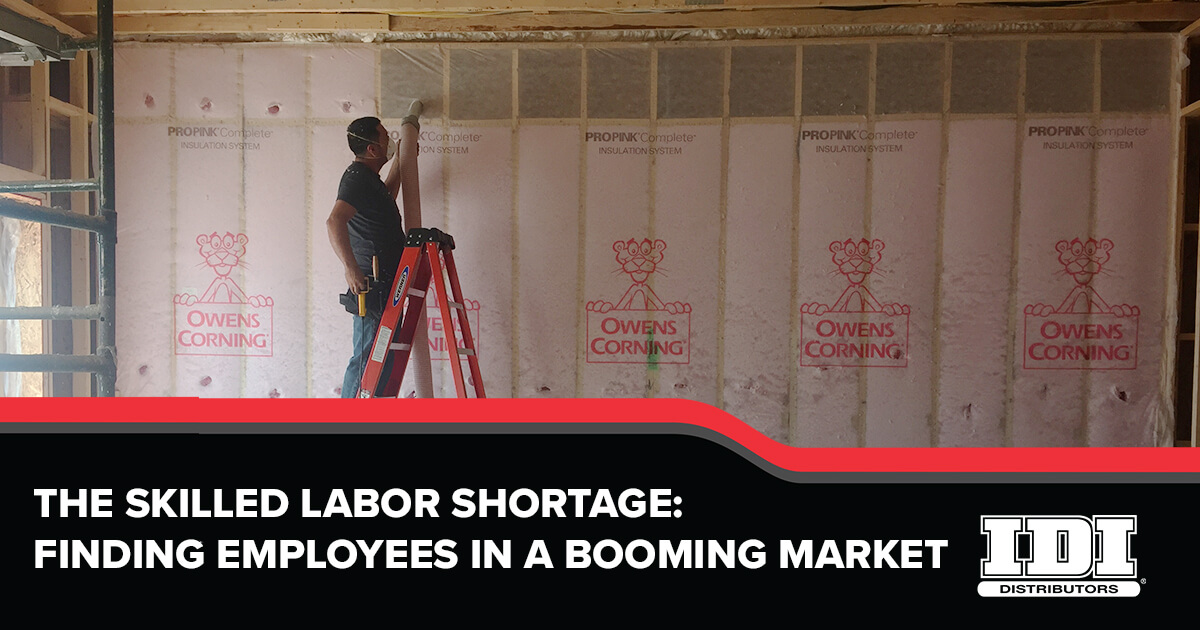 Construction Faces Skilled Trades Labor Shortage Finding Employees